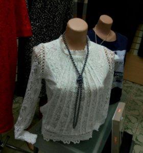 Блузка размер одежды 42-44 новая