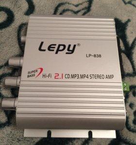Усилитель Lepy