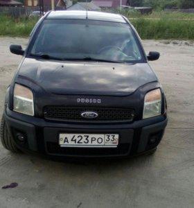 Форд фьюжн