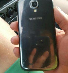 Samsung galaxy s4 с чехлом