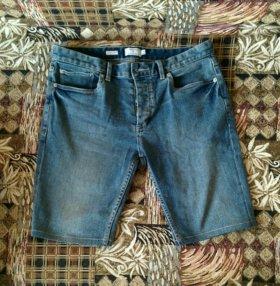 Шорты джинсовые Topman абсолютно новые