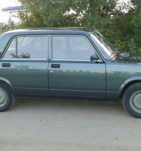 Автомобиль Ваз 210740