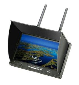 FPV монитор Eachine LCD5802D