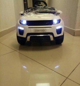 Детский электромобиль Range Rover о007оо