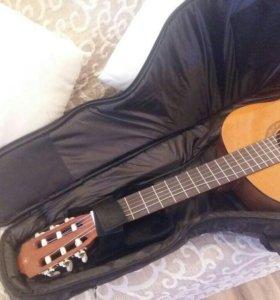 Гитара Yamaha c40. Новая