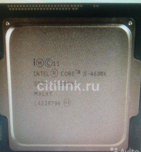i5 4690k+мат.плата+10гб памяти