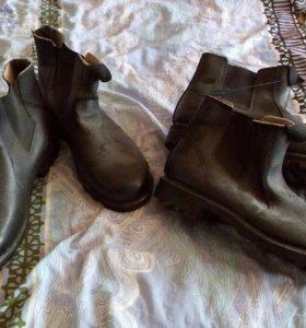 Ботинки военные