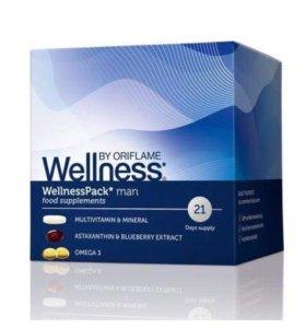 Wellness витамины для мужчин