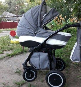Tutis zippy 2в1 коляска детская