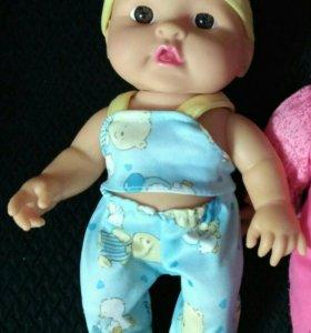 Кукла пупсик