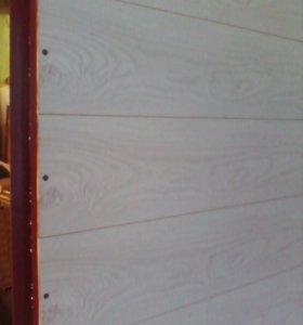Навесы двери ворота