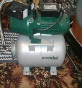 Metabo. Водяная станция
