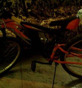 Горный б/у велосипед