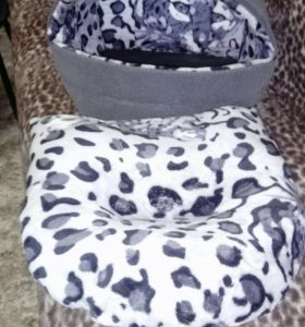 Домик для кота-сделайте подарок любимому питомцу!