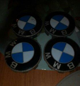 Колпачки на диск БМВ
