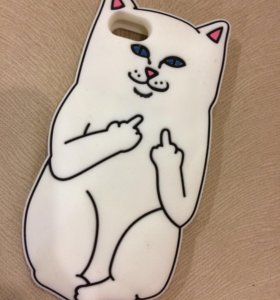 Чехол резиновый на iPhone 5/5s