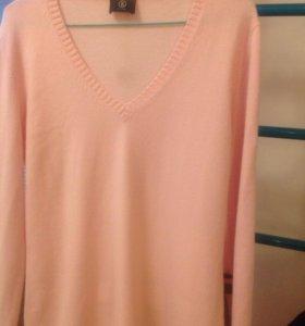 Тонкий пуловер из кашемира Bocner