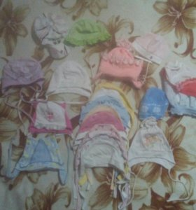 Детские вещи для девочки от 0 до 2-х ле
