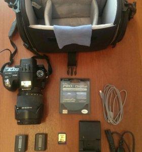 Фотоаппарат Sony a33