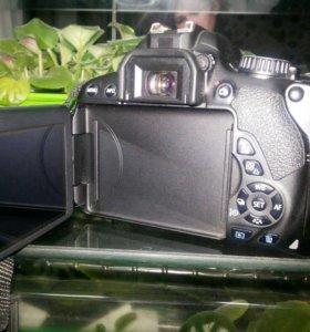 Canon EOS 650D Kit EF-S 18-55 IS II.