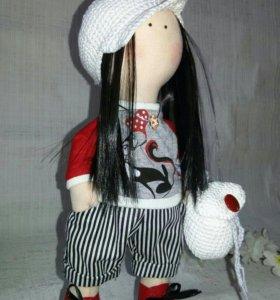 Ксюша интерьерная кукла