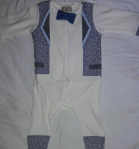 Фирменный выписной костюмчик на вашего кроху НОВЫЙ