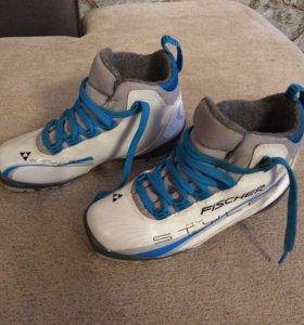 Лыжные ботинки Fischer my style