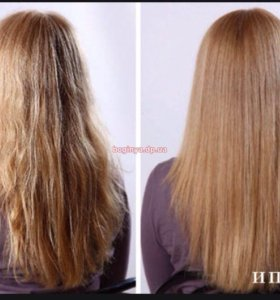 Гиалуроновое омоложение волос