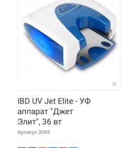 Ibd jet elite уф лампа