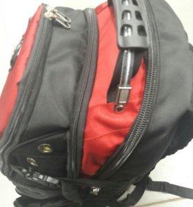 рюкзак новый в школу на работу