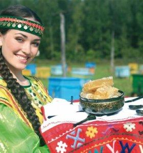 Мёд липовый из Башкортостана
