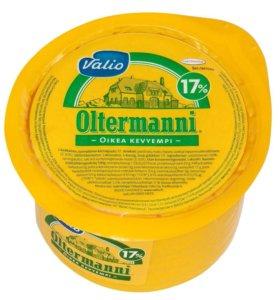 Сыр олтерманни 17%