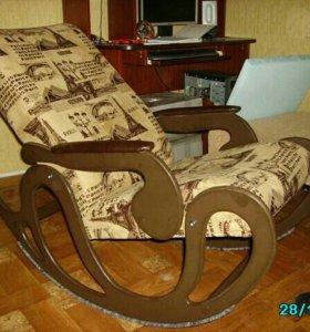 Кресло качалка Стандарт, арбореал 8832-2