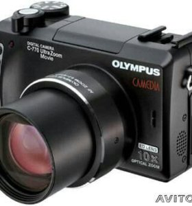 Цифр. Фотоаппарат Olympus Camedia C-770 Ultra Zoom