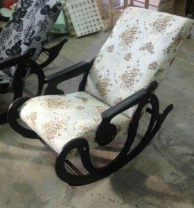 Кресло качалка Стандарт, шенилл 27