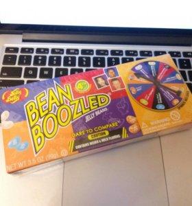Конфетки Bean Boozled с рулеткой