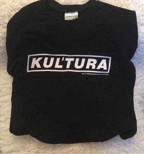 """Толстовка """"kul'tura"""""""