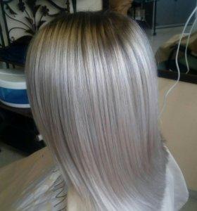 Разглаживание волос-Beautex