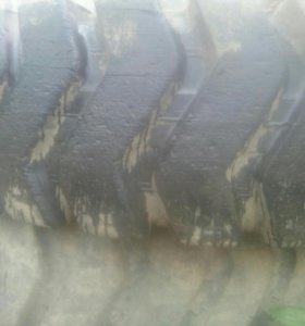 Шины на погрузчик