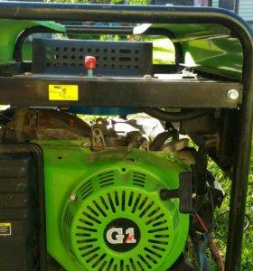 Газовый электро генератор