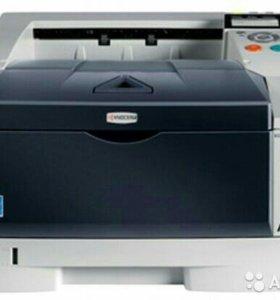 Лазерный скоростной принтер Kyocera P2135dn