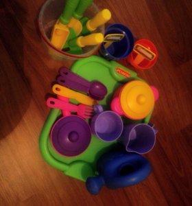 Детские приборы