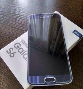 Samsung Galaxy S6 edge 32gb. Ростест