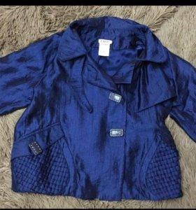 Курточка тканевая