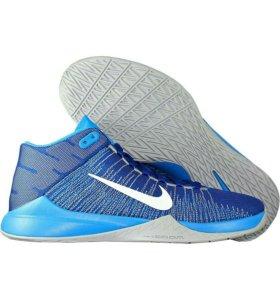 Баскетбольные кроссовки nike zoom