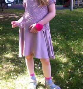 Платье Zara 110-116