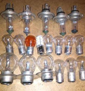 Лампочки на Авто