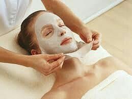 Альгинатная маска для лица. Золото, Роза.
