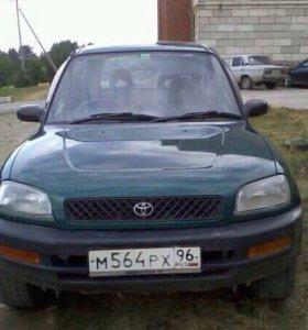 Тойота внедорожник RAV4 4WD СРОЧНО !