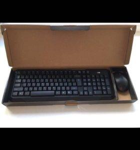 Набор беспроводной мыши и клавиатуры